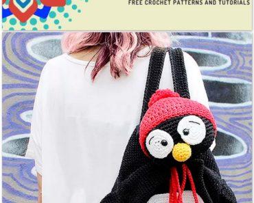 Amigurumi Backpacks Owls Free Crochet Pattern - amigurumi ... | 297x370